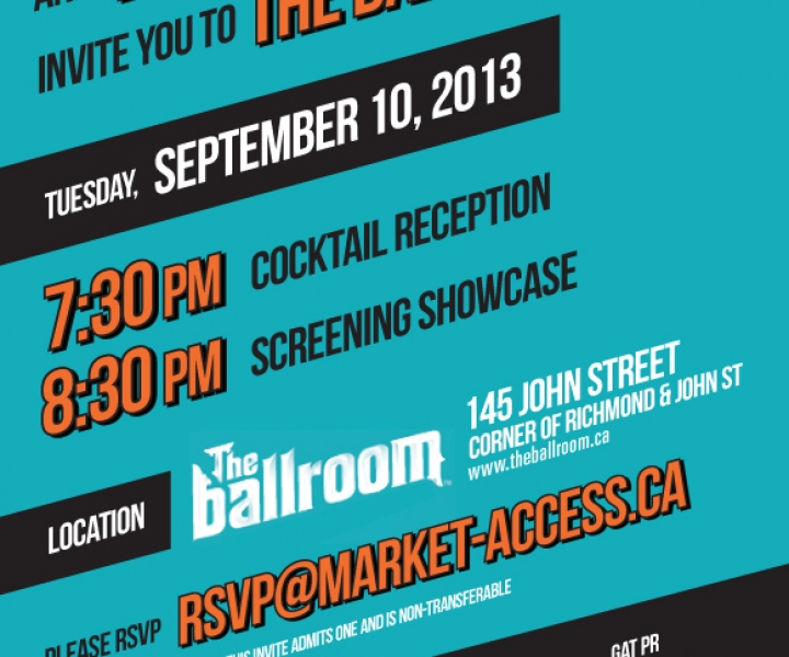 FILM SHOWCASE – RECEPTION